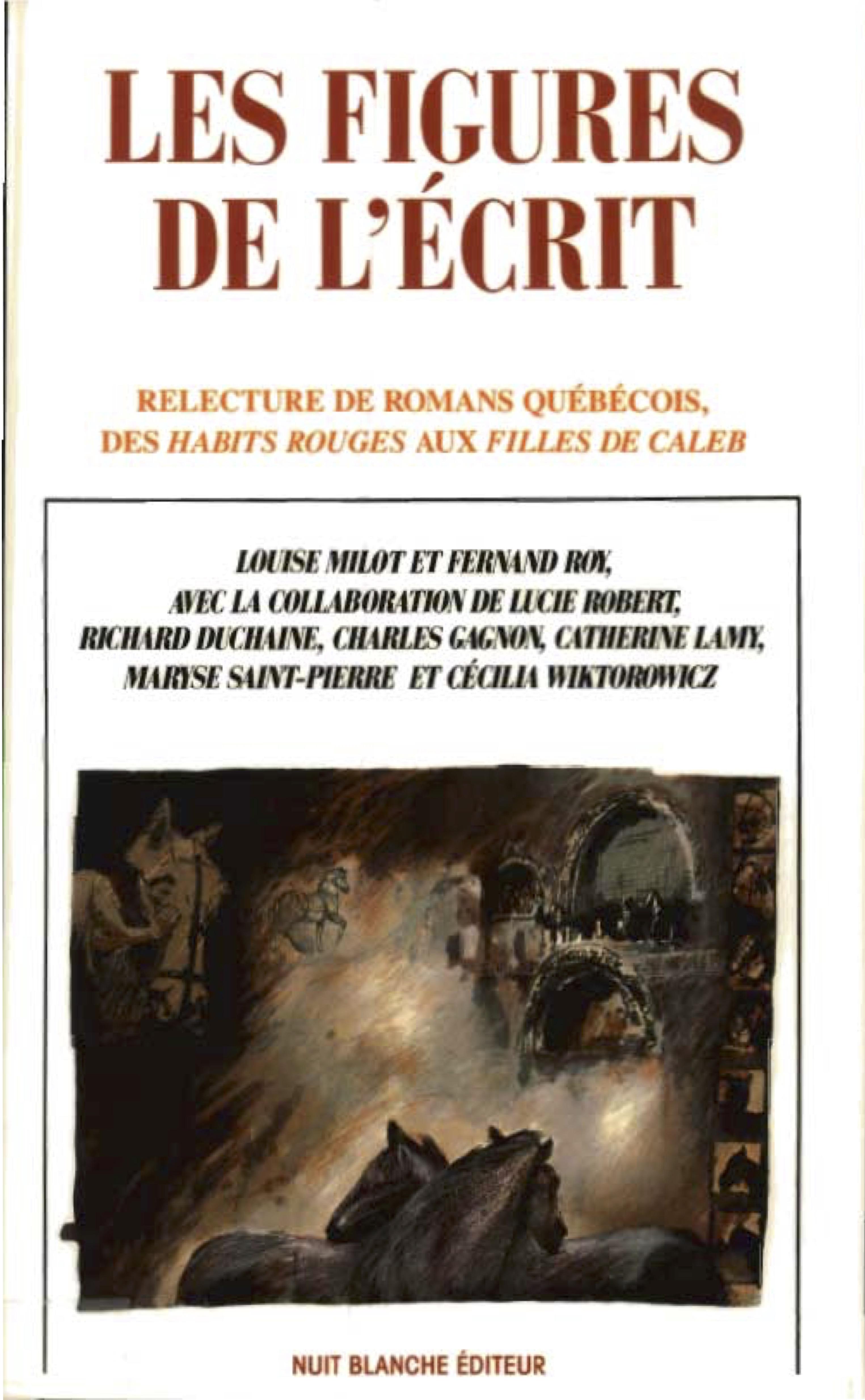 Page couverture de la publication