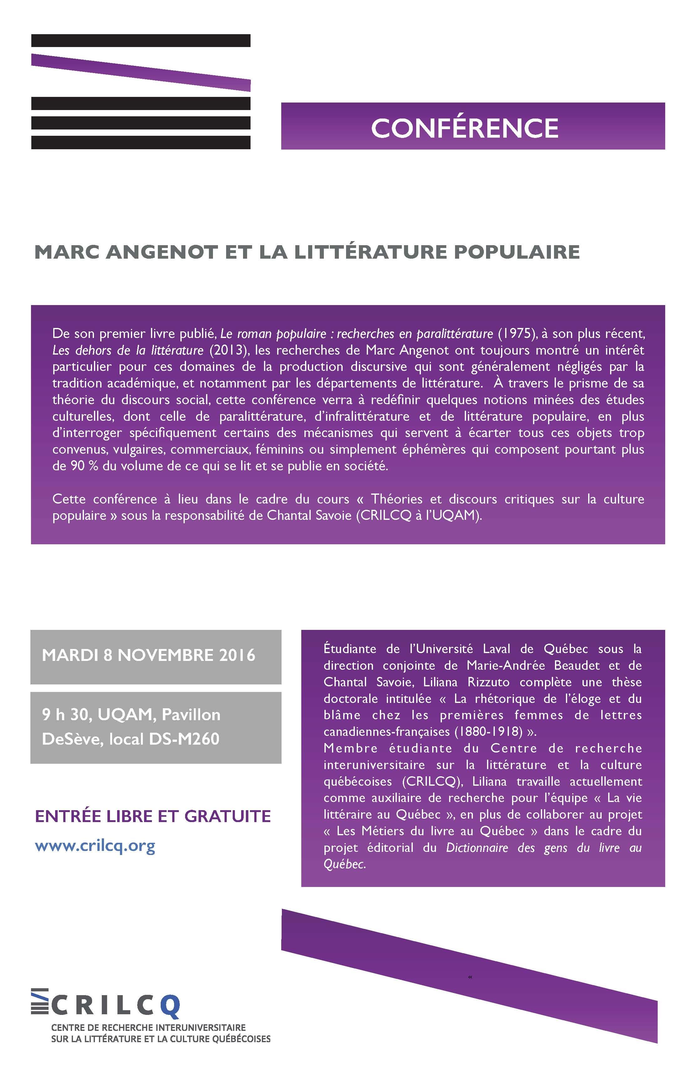 IMAGE-affiche-conference-marc-angenot-et-la-litterature-populaire