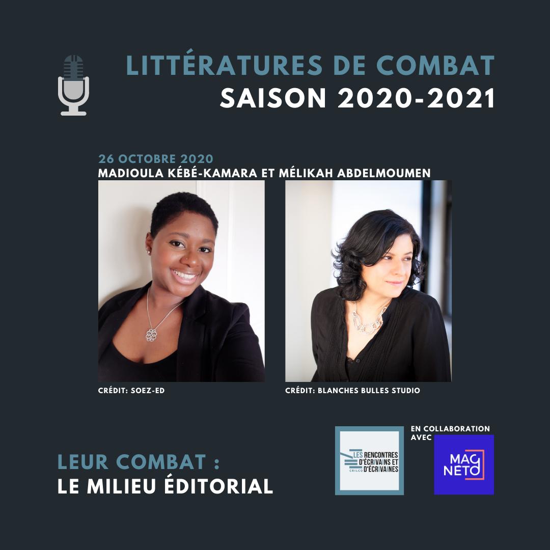 IMAGE-affiche_Rencontres-ecrivains-ecrivaines-2020-2021_Litteratures-de-combat_Milieu-editorial