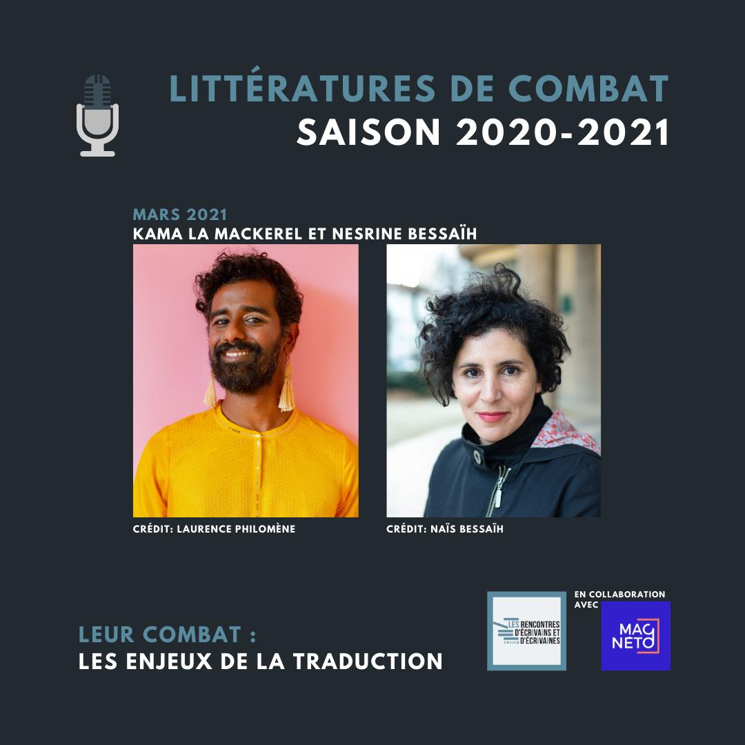 IMAGE-Affiche_Rencontres-ecrivains-ecrivaines-2020-2021_Litteratures-de-combat_Les-enjeux-de-la-traduction
